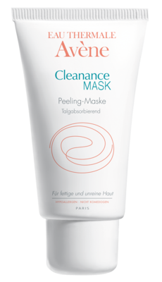 AVENE Cleanance MASK Peeling Maske 50 ml