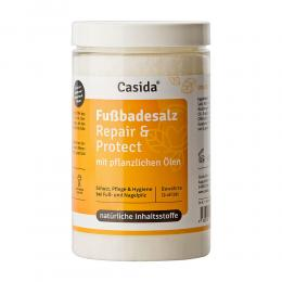 Casida Fußbadesalz Repair & Protect 375 g Bad