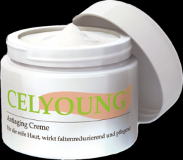 CELYOUNG Antiaging Creme 100 ml