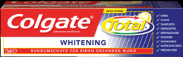 COLGATE Total Plus whitening Zahnpasta 75 ml