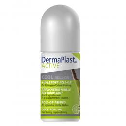 DERMAPLAST Active Cool Roll-on 50 ml ohne