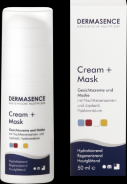 DERMASENCE Cream mask 50 ml