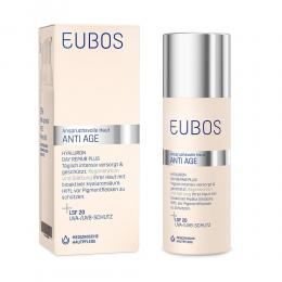 EUBOS HYALURON day Repair plus LSF 20 Creme 50 ml Creme