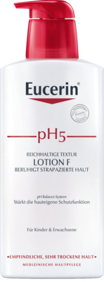 Eucerin Ph5 Lotion F M.pumpe Empfindliche Haut 400 ML