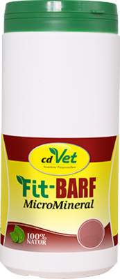 FIT-BARF MicroMineral Pulver f.Hunde/Katzen 1000 g