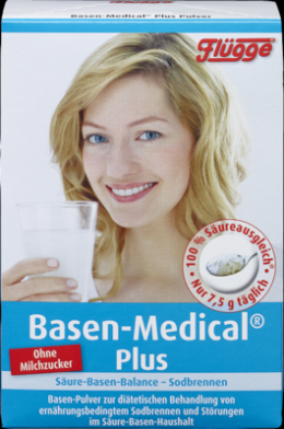 FLÜGGE Basen-Medical Plus Basen-Pulver 200 g