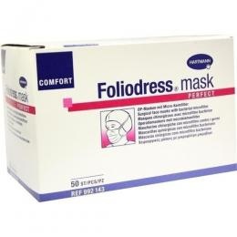 FOLIODRESS mask Comfort perfect grün OP-Masken 50 St.