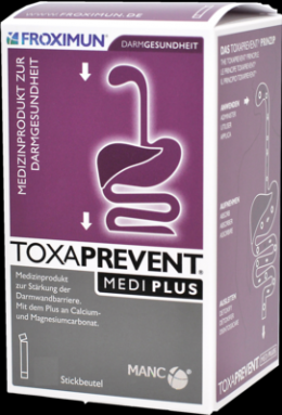 FROXIMUN TOXAPREVENT medi plus Stick 10X3 g