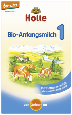 HOLLE Bio Suglings Milchnahrung 1 400 g