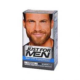 Just for men Pflege Brush-In Color Gel hellbraun