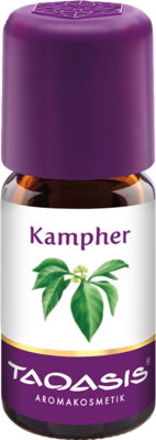 KAMPHER L therisch 5 ml