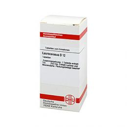 Laurocerasus D 12 Tabletten