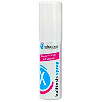 Miradent Mundpflegespray halitosis Spray