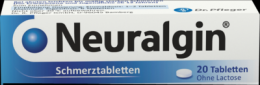 NEURALGIN Tabletten 20 St