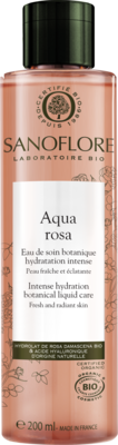 SANOFLORE Rosa Aqua rosa pflegendes Tonic 200 ml