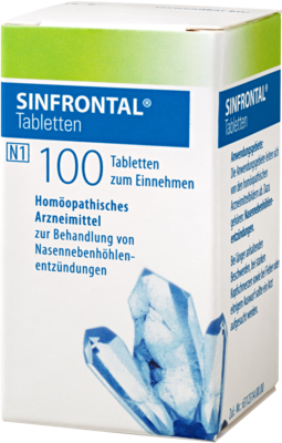SINFRONTAL Tabletten 100 St