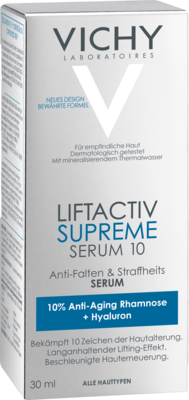 VICHY LIFTACTIV Supreme Serum 10 Konzentrat 30 ml