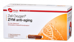 ZELL OXYGEN ZYM Anti-Aging 14 Tage Kombipackung 280 ml